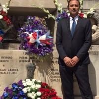 Commémoration de l'Armistice 8 Mai
